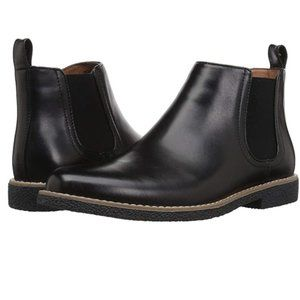 Deer Stags Unisex-Child Memory Foam Chelsea Boot